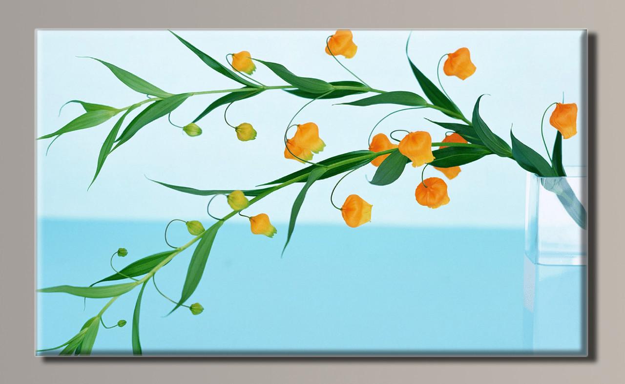 Картина HolstArt Цветы 54*32см арт.HAS-356
