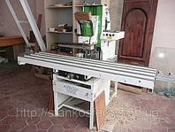 Сверлильно присадочный станок б/у Grass Multipress MPD21/5, 2000 г., фото 1