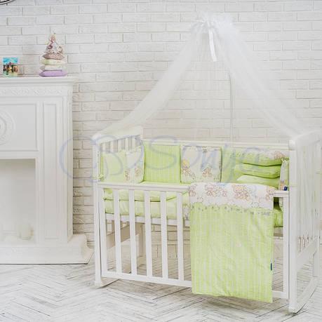 Балдахін Маленька Соня Baby 4 м білий дитячий арт.051932, фото 2