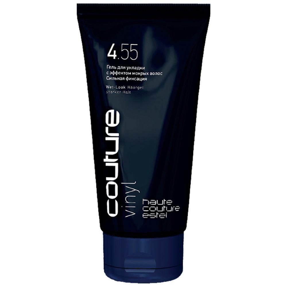 Гель для укладання з ефектом мокрого волосся VINYL HAUTE COUTURE сильна фіксація, 150 мл