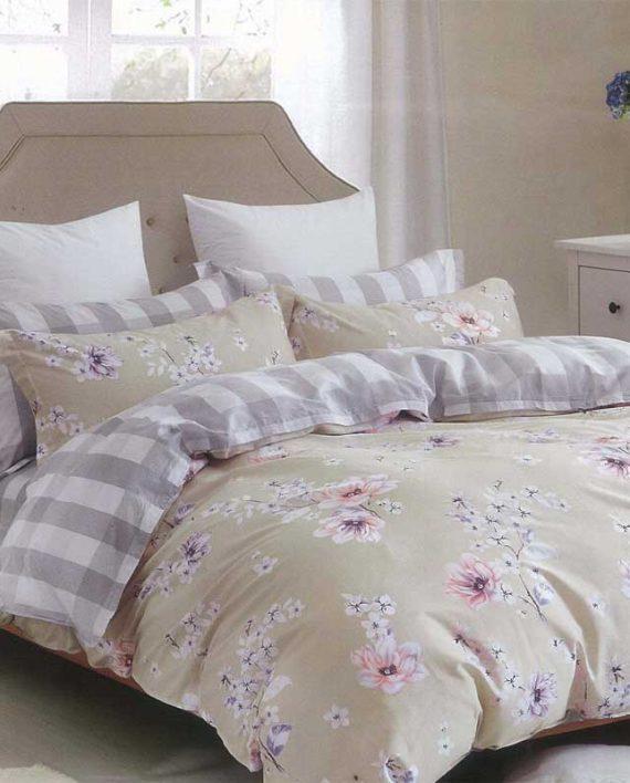 Комплект постельного белья Руно двуспальный бязь арт.655.114Г_3003(А+В)