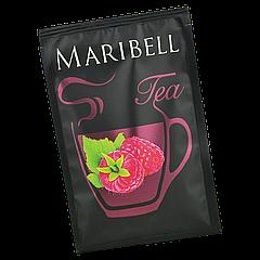 """Концентрат """"Чай Малиновый"""" 50г Дой Пак TM Maribell, 1шт (25шт/уп,100шт/ящ)"""