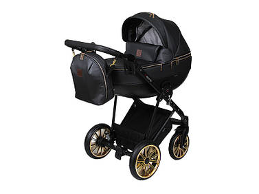 """Дитяча універсальна коляска 2 в 1 """"Kapris Luxury"""" KL-14"""