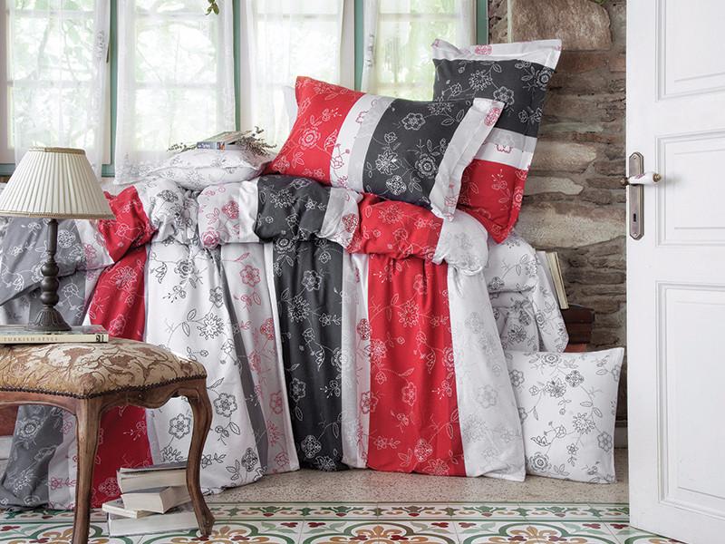 Комплект постельного белья Clasy Flannel Евро фланель арт.Carmen_V2