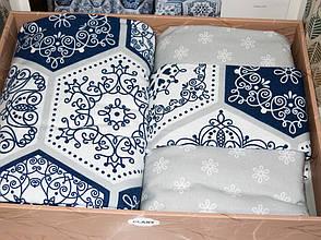 Комплект постельного белья Clasy Flannel Евро фланель арт.Carmen_V2, фото 3