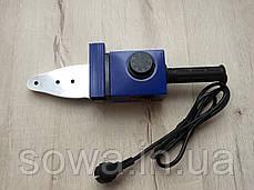 ✔️ Паяльник для пластиковых труб Al-Fa LPW02, фото 2