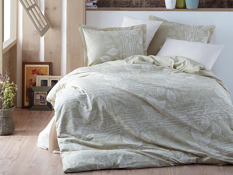 Комплект постельного белья Clasy Ranforce Евро ранфорс арт.Tokyo V2