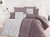 Комплект постельного белья First Choice Ranforce Евро ранфорс арт.Peitra