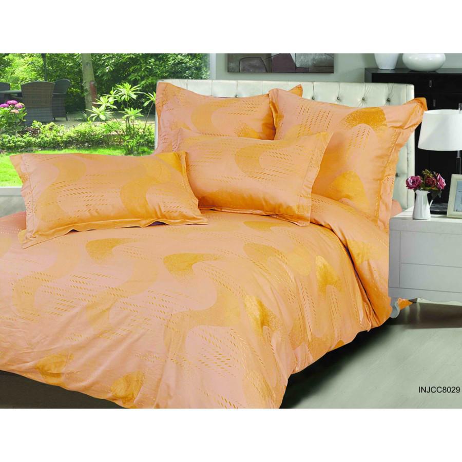 Комплект постельного белья Terry Lux Евро сатин-жаккард арт.8029