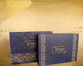Комплект постельного белья Terry Lux Евро сатин-жаккард арт.8029, фото 2