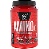 Аминокислоты ВСAA AMINO X 1020 г Вкус: АРБУЗ, фото 3