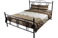 Комплект постельного белья Руно Евро бязь арт.845.114Г_40-0791 brown
