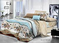 Комплект постельного белья Руно Евро бязь арт.845.116_Марта