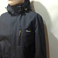 Ветровка куртка мужская  легкая RLX / реплика