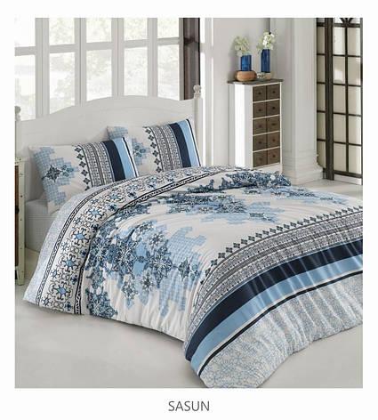 Комплект постельного белья Arya полуторный ранфорс Sasun арт.TR1003831, фото 2