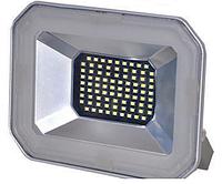 Світлодіодний прожектор SMD LU-TURBO-50-SILVER 6500K IP65 (48/ящ)(чорна плата) TM LUMANO (12міс.гар)