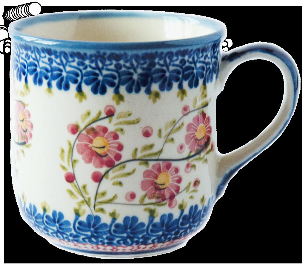 Чашка  классическая 0,25L Сакура