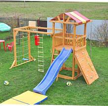 Детские уличные площадки игровые комплексы СпортБейби SportBaby