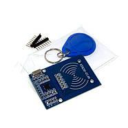 Модуль RFID Arduino RC 522 + Брелок + Карта, фото 2