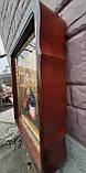 Икона писаная Господь Вседержитель в деревянном киоте., фото 5