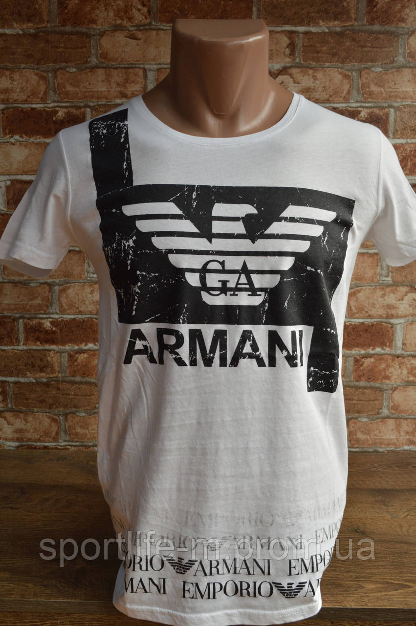 5046-Мужская футболка Armani-2020 Лето