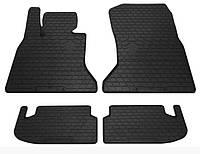 Резиновые автомобильные коврики в салон BMW 5 (F10/F11) 2013 бмв е60 е61 Stingray