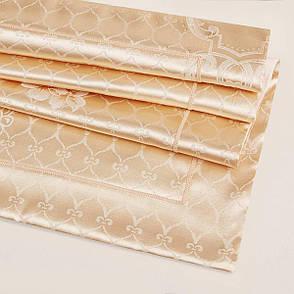 Комплект постільної білизни Arya Passion Vesta Жаккард-сатин сімейний арт.TR1004187, фото 2