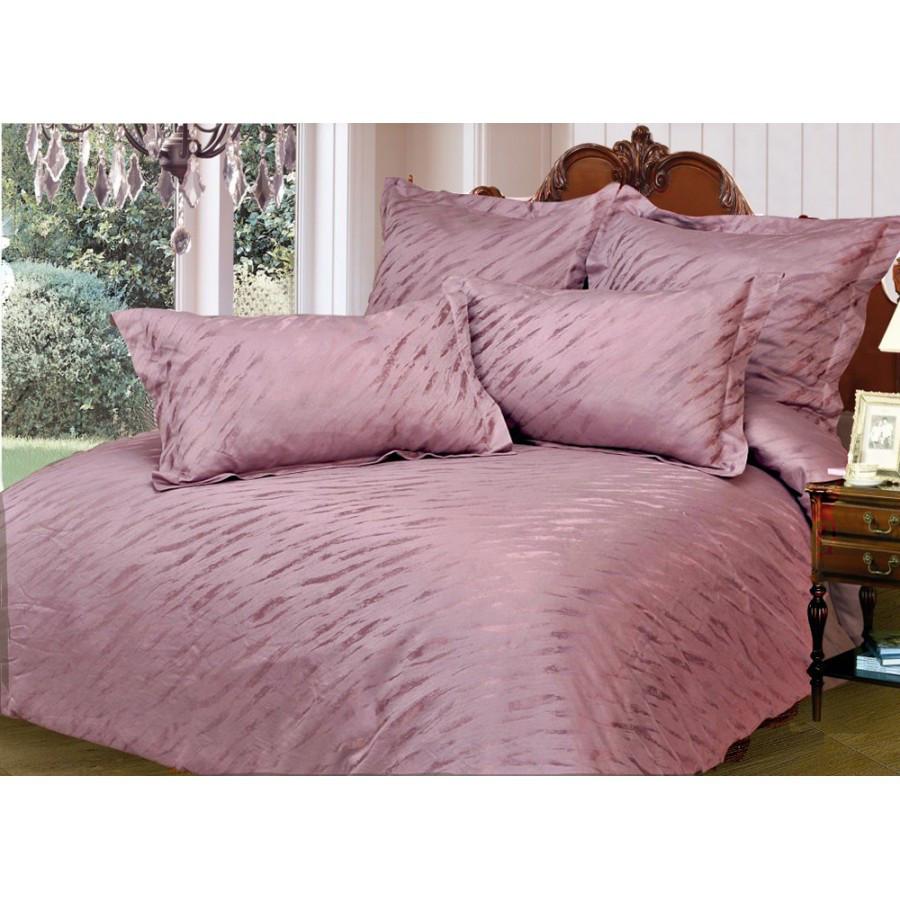 Комплект постельного белья Terry Lux семейный сатин-жаккард арт.8110