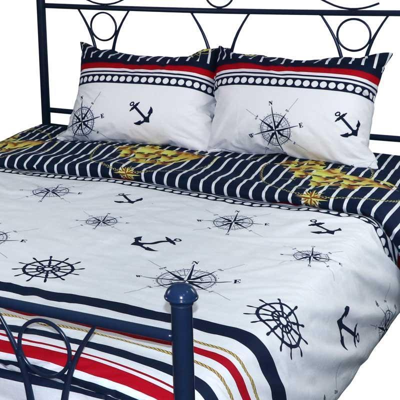 Комплект постельного белья Руно семейный бязь арт.6.114Г_2096