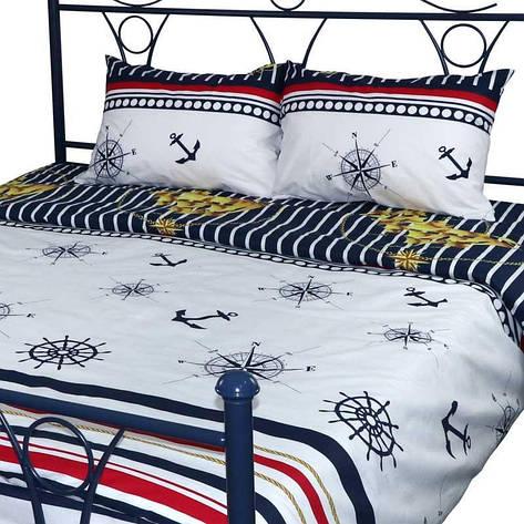 Комплект постельного белья Руно семейный бязь арт.6.114Г_2096, фото 2