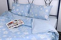 Комплект постельного белья Руно семейный Blue star бязь арт.6.116_Blue star