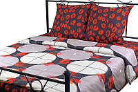 Комплект постельного белья Руно семейный сатин арт.6.137К_40-0684+40-0685