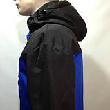 Куртка мужская на тонком синтепоне размер хл, ххл, фото 8