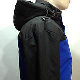 Куртка мужская на тонком синтепоне размер хл, ххл, фото 6