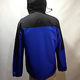 Куртка мужская на тонком синтепоне размер хл, ххл, фото 9