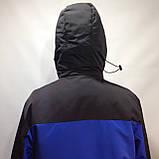 Куртка мужская на тонком синтепоне размер хл, ххл, фото 10