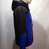 Куртка мужская на тонком синтепоне размер хл, ххл, фото 7