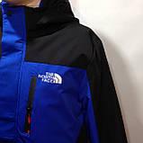 Куртка мужская на тонком синтепоне размер хл, ххл, фото 2