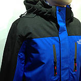 Куртка мужская на тонком синтепоне размер хл, ххл, фото 4