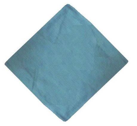 Простынь Zastelli двуспальная 180*200*20 см бязь на резинке 12-4608 Clear Water арт.13050, фото 2