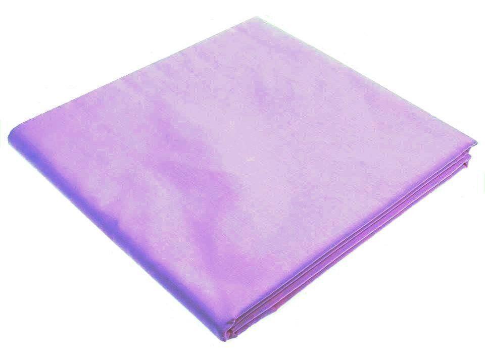 Простынь Zastelli односпальная 90*200*20 см бязь на резинке 16-3310 Lavender Herb арт.13043