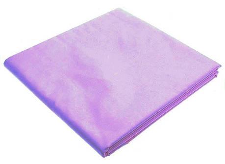 Простынь Zastelli односпальная 90*200*20 см бязь на резинке 16-3310 Lavender Herb арт.13043, фото 2