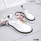 Женские белые туфли, натуральная кожа 36 37 39 ПОСЛЕДНИЕ РАЗМЕРЫ, фото 3