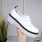 Женские белые туфли, натуральная кожа 36 37 39 ПОСЛЕДНИЕ РАЗМЕРЫ, фото 5