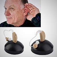 Слуховой аппарат с аккумулятором