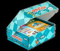 Набор настольных развивающих игр The Brainy Band Игротека 5+ детский детская арт.УКР021