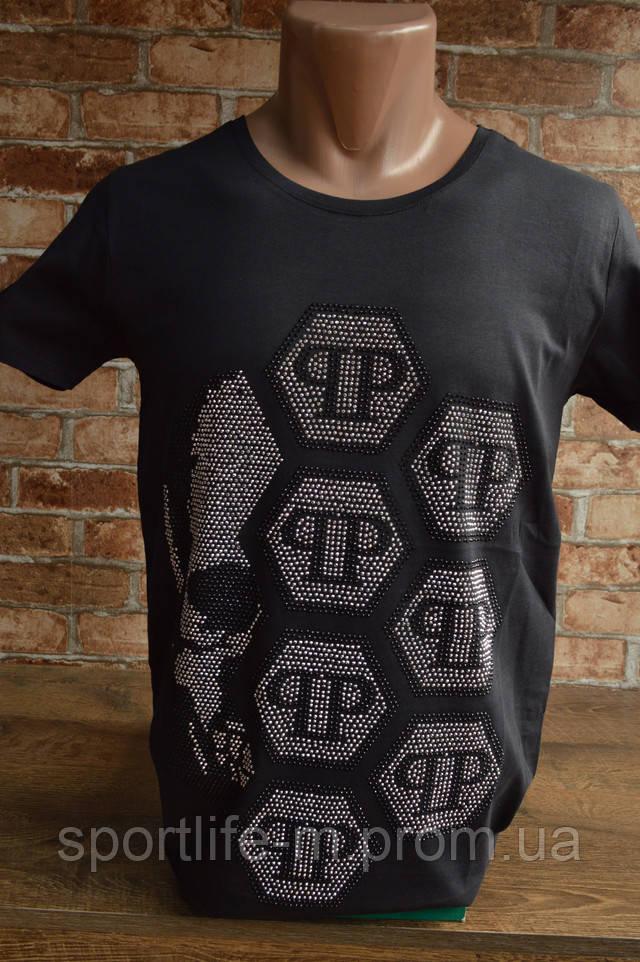 футболка Philip Plain