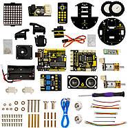 Набор Arduino умный робот подвижная интеллектуальная-черепаха, фото 3