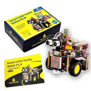 Набір Arduino розумний робот рухома інтелектуальна-черепаха