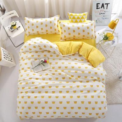 Комплект постельного белья Homytex полуторный поликоттон подростковый Imperial Crown арт.8-1117